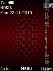 Bordo 262 theme screenshot