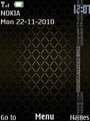 Gold 258 es el tema de pantalla
