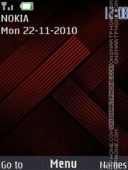 Parket 545 theme screenshot