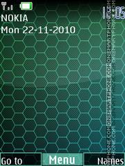 Green 810 theme screenshot