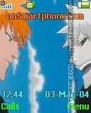 Ichigo holow es el tema de pantalla