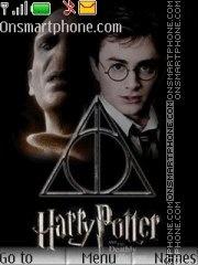 Harry Potter and Deathly Hallows es el tema de pantalla