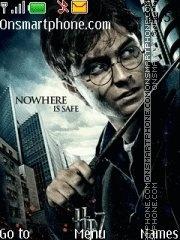 Harry Potter 7 01 theme screenshot