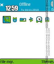 Скриншот темы Ipeople