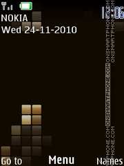 Скриншот темы Mozaika Animacia 191