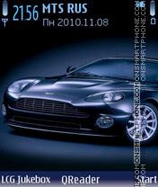 Aston-Martin theme screenshot