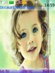 Children theme screenshot
