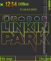 Lp 6683 theme screenshot