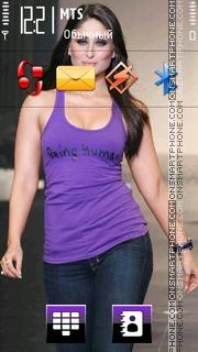 Kareena kapoor theme screenshot