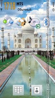 Tajmahal 03 Theme-Screenshot