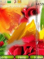 Roses 2 theme screenshot