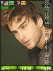 Imran Abbas theme screenshot