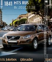 Скриншот темы Volvo-XC60