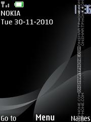Black 175 es el tema de pantalla