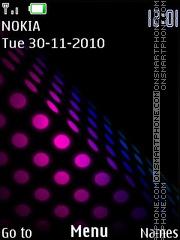 Скриншот темы Disco 378