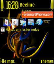 Intro Themes theme screenshot