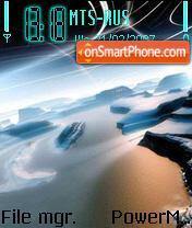 Скриншот темы Fantastic Space vitaxa68