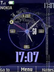 Map world FL1.1 Theme-Screenshot