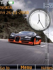 Bugatti-star FL 2.0 Theme-Screenshot