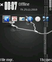 Hua tema screenshot