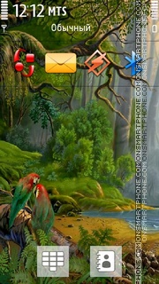 Nice Nature 02 es el tema de pantalla