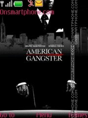 American Gangster 01 theme screenshot