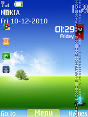 Windows_8 Beta theme screenshot