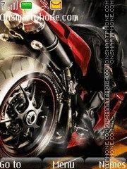 Moto With ringtone Theme-Screenshot