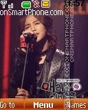 Jang Geun Suk theme screenshot