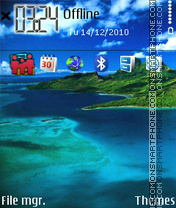 Sea View(4) theme screenshot