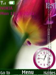 Tulip theme screenshot
