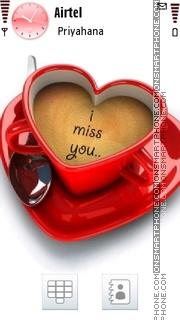 I Miss You 11 es el tema de pantalla
