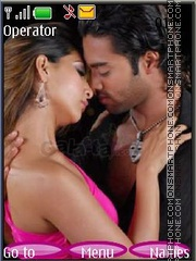 Navdeep and kim sharma Theme-Screenshot
