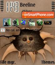 Toy theme screenshot