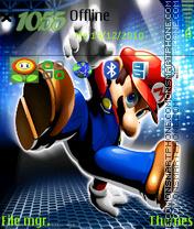 Mario Icons 01 theme screenshot