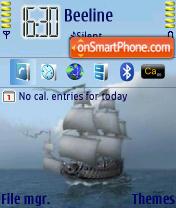 Korsar theme screenshot
