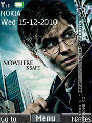 Harry Potter 7 Icons With tTone theme screenshot