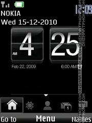 2011 New Menu Style theme screenshot
