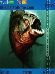 Piranha 01 theme screenshot