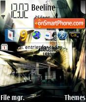Capture d'écran Free Style thème