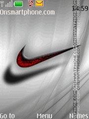 Скриншот темы Nike 1