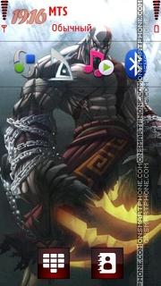 Pc Games tema screenshot