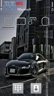 Audi R8 23 Theme-Screenshot