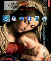 Скриншот темы Mother Mary