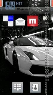 Gallardo Lp560 theme screenshot