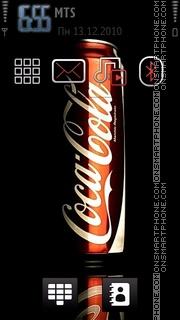 Coca Cola 14 theme screenshot