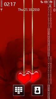 Passion Love tema screenshot