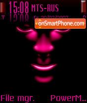 Mask Neon vitaxa68 es el tema de pantalla