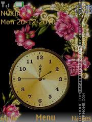 Clock888 tema screenshot