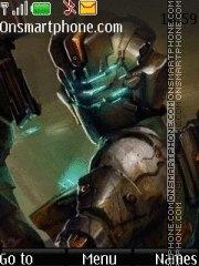 Dead Space 2 es el tema de pantalla
